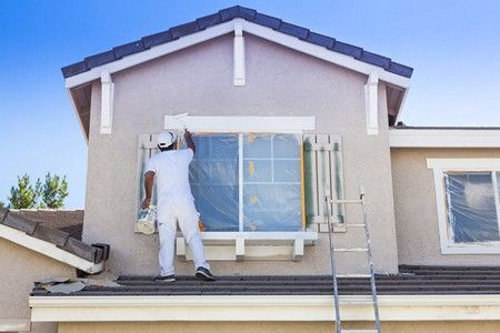 Exterior House Painters in Lamont
